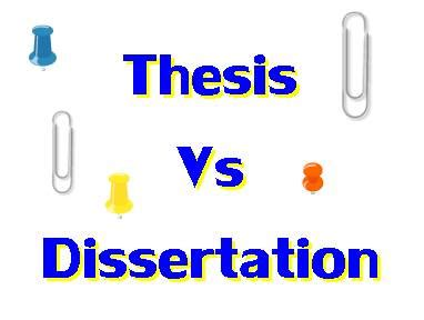 THE LAYOUT OF THE DISSERTATION OR THESIS